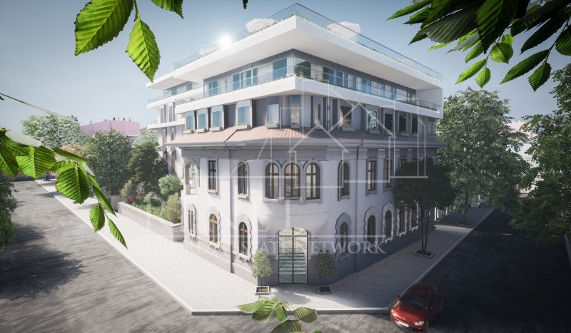 La Maison, Ap. de 3 camere cu terasa si gradina, Proiect Nou Dumbrava Rosie