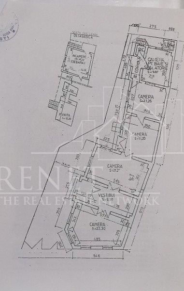 Casa 4 camere, curte proprie, StradaTeleajen